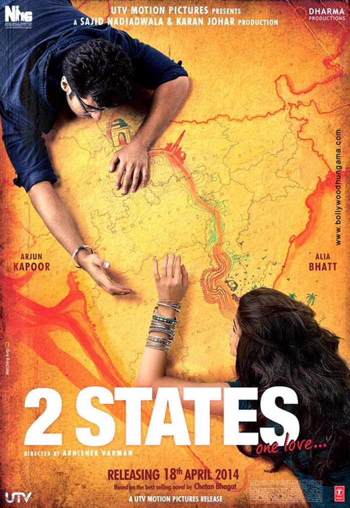 2 States Poster