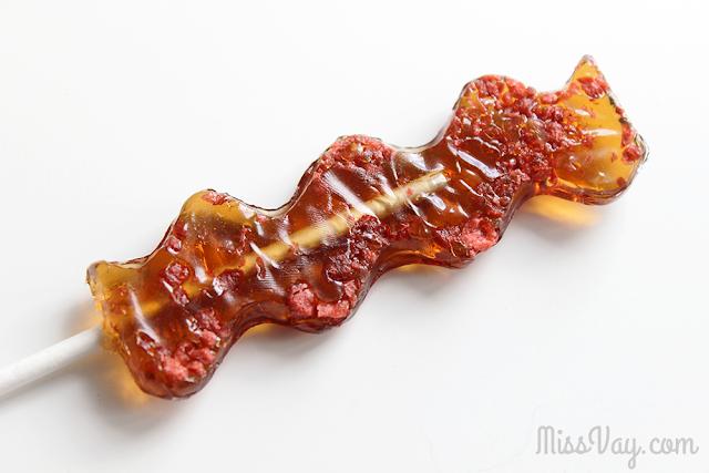Sucette bacon érable suçon Melville