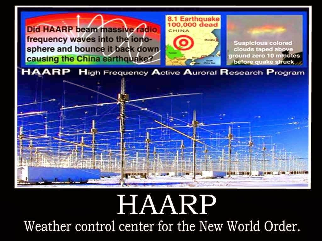Haarp Weather Control Technology