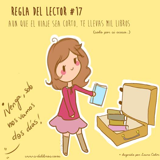 Regla del lector #17