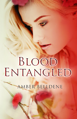 Cover Reveal: Blood Entangled