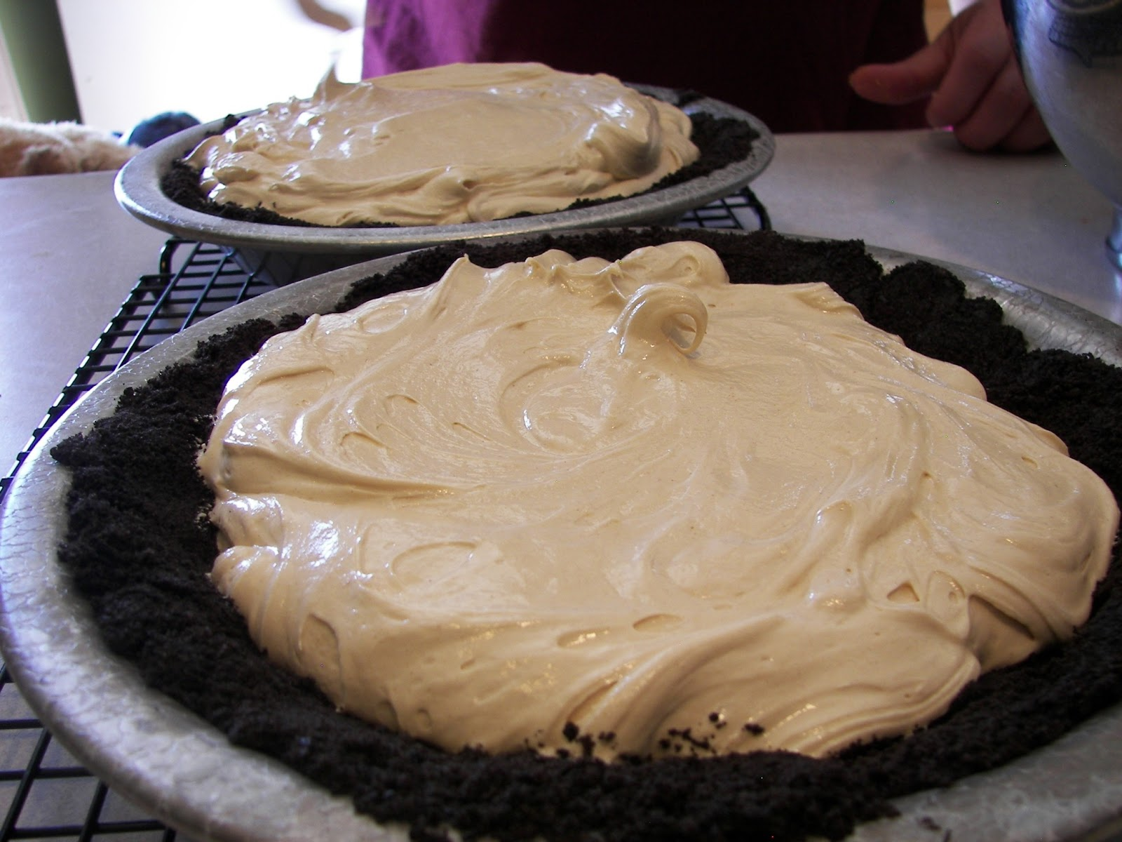 Pie Per Week!: A Pie Per Week: Chocolate Peanut Butter Pie