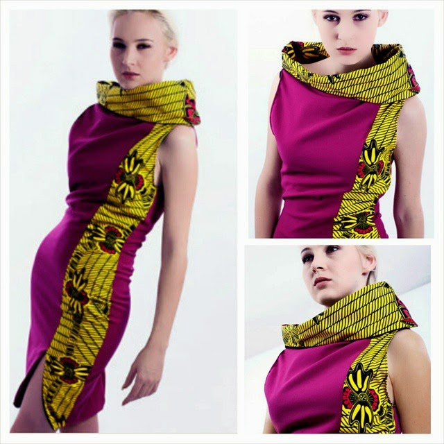 Trendy Ankara Styles For Beautiful Ladies 2015 Debonke