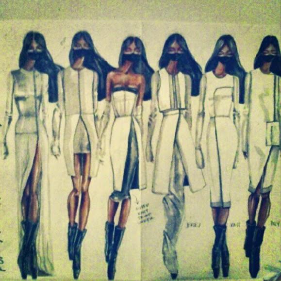 Fashion Institute Of Technology Portfolio How i got into The Fashion