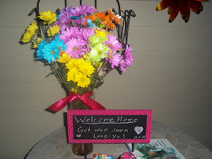 Welcome Home Display