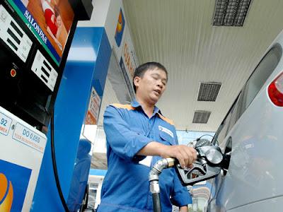 xăng tăng giá, tăng giá xăng, giá xăng dầu tăng, giá xăng