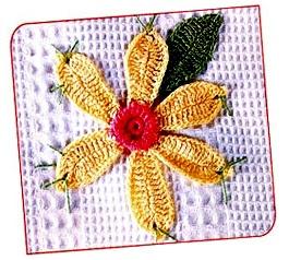 flores em croche com receitas e graficos em croche com receitas