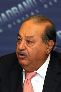 Biografi Carlos Slim Helu Pengusaha Kaya di Dunia