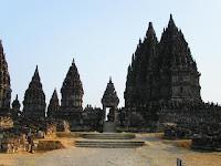 Candi Prambanan ,Candi Hindu Terbesar di Indonesia
