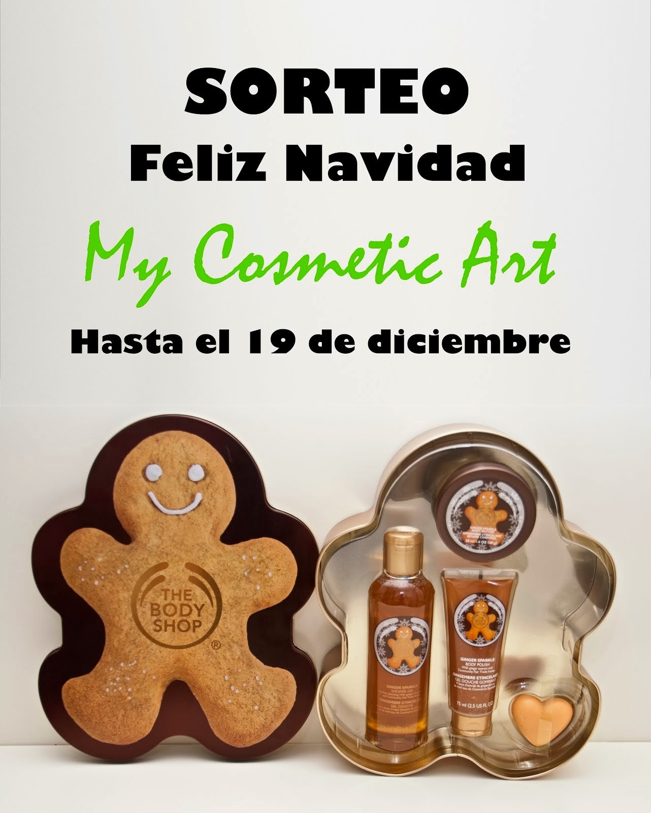 Sorteo My cosmetic art