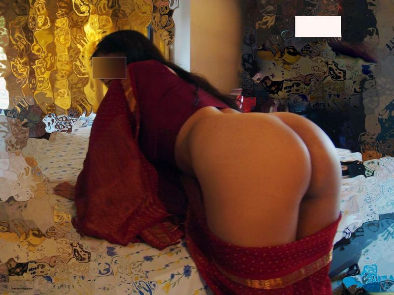 Hottest naked arabian woman ass