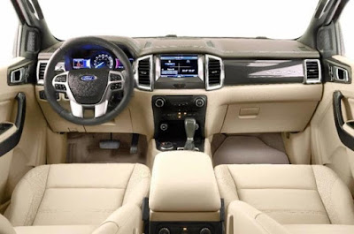 2016 Ford Everest Release Date UK