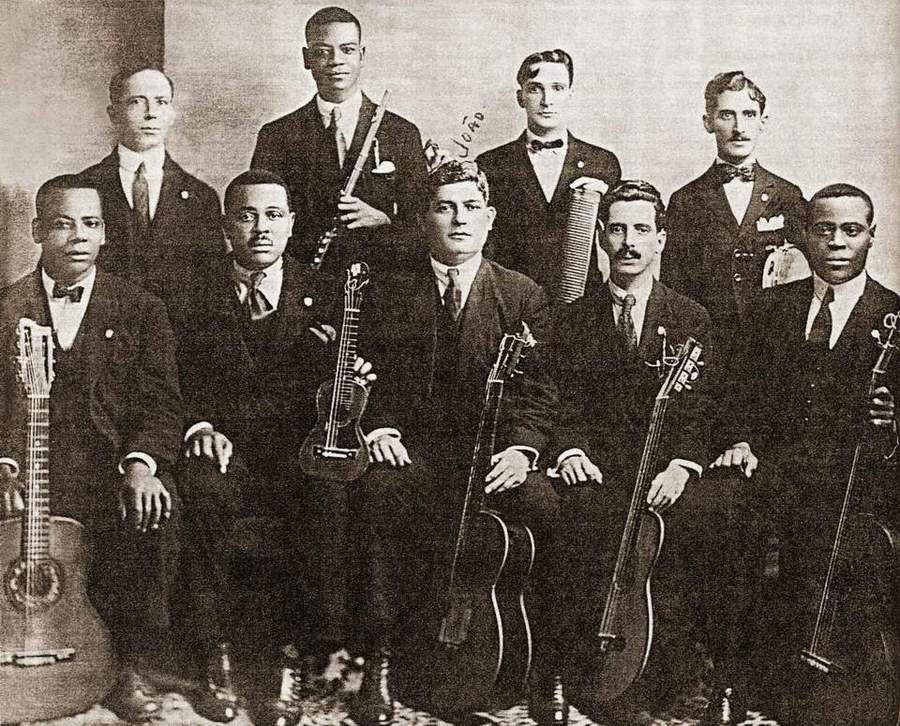 Brazilian Choros Guitar