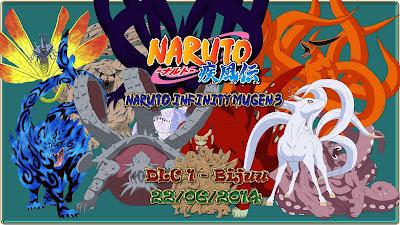 Naruto Shippuden Infinity Mugen 1 PC GAME