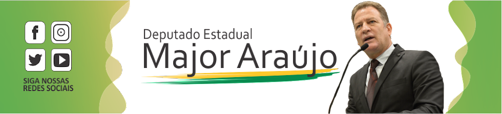 Deputado Major Araújo