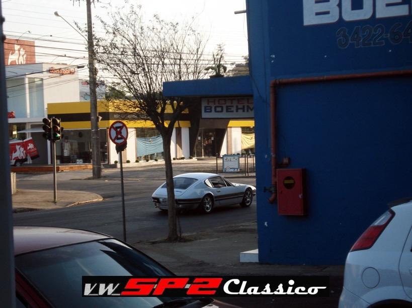 Flagrante SP2 na rua