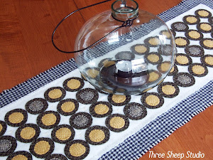 Penny Rug Table Runners...