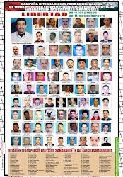 Campaña por la Liberación de todos los Presos Políticos Saharauis