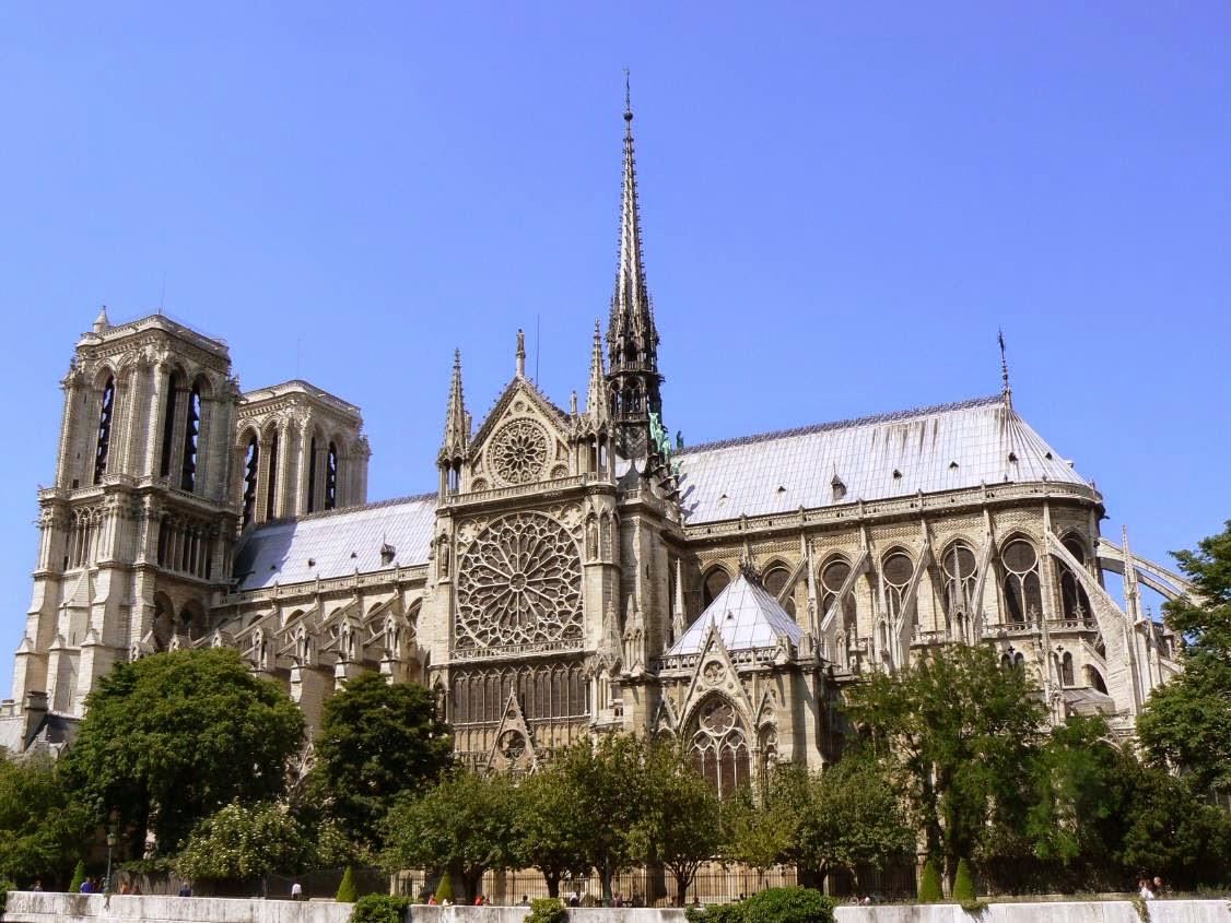 Que ver em Paris - Que fazer em Paris