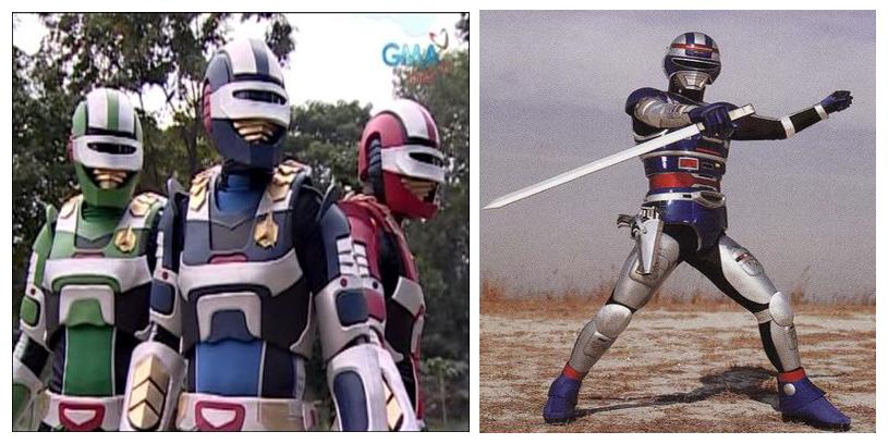 japan space sheriff shaider and philippines zaido pulis pangkalawakan