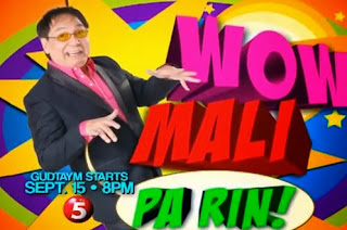 Watch Wow Mali Pa Rin Pinoy TV Show Free Online