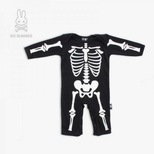 pijama rock bebé