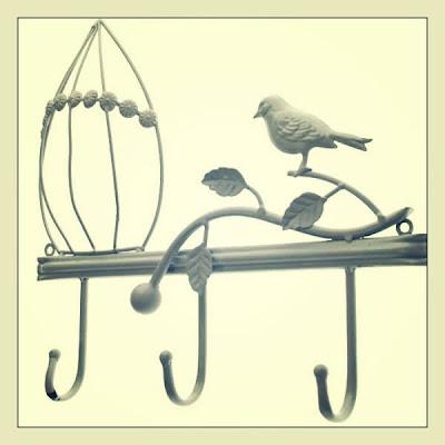 dekoratif askı, dekoratif kuş kafesi askı, dekoratif duvar askısı