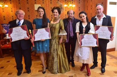 Budapesti Operettszínház, operett, zene, Dancs Annamari, Csárdáskirálynő, Lehár Ferenc, Kálmán Imre,
