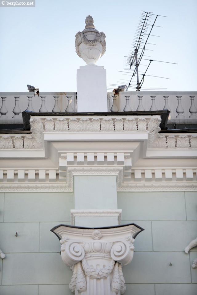 старая москва архитектура фото