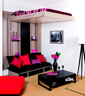7 Teenage Girl Bedroom Ideas for Small Rooms - Home Mo
