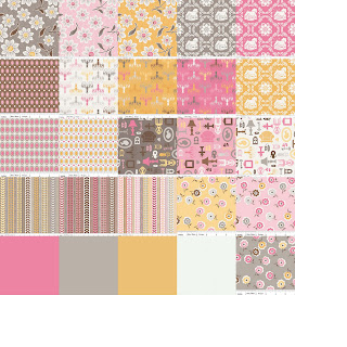 Riley Blake Designs DAISY COTTAGE Quilt Fabric by Bee in My Bonnet