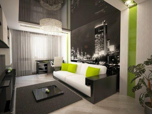 Como decorar salas peque as modernas como decorar el for Decoracion del hogar con poco presupuesto