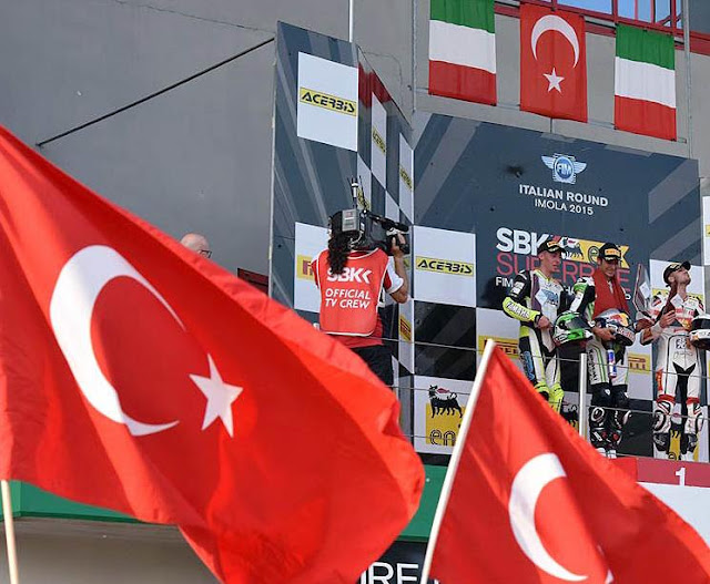 Türkiye'nin sevinci