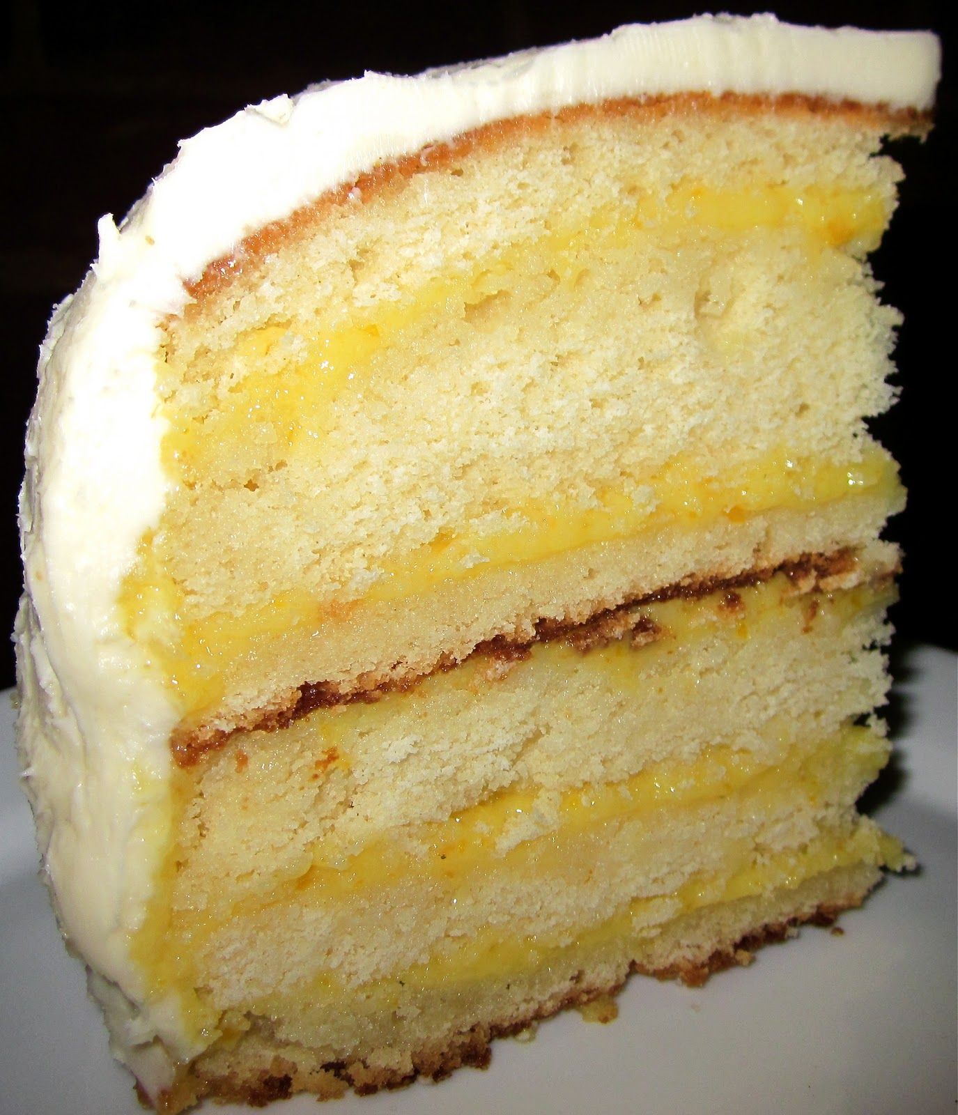 layer cake lemon layer cake triple lemon layer cake white cake with ...