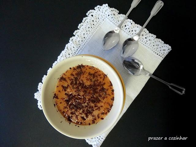 prazer a cozinhar - sobremesa da dada