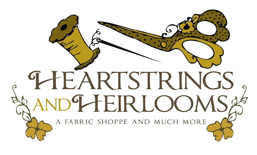 Heartstrings and Heirlooms Fabric Shoppe