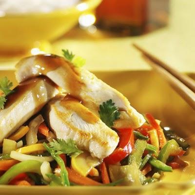 وصفة صدور الدجاج المقلية