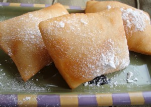Gluten Free French Beignets by Carol Fenster