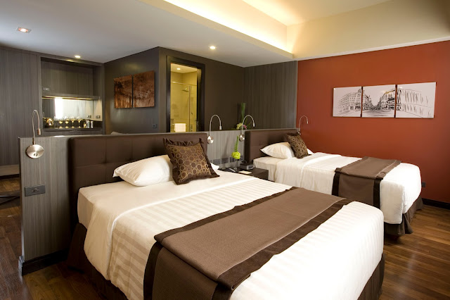 F1 Hotel City Suite