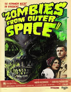 Ver Zombies from Outer Space Online Gratis Pelicula Completa