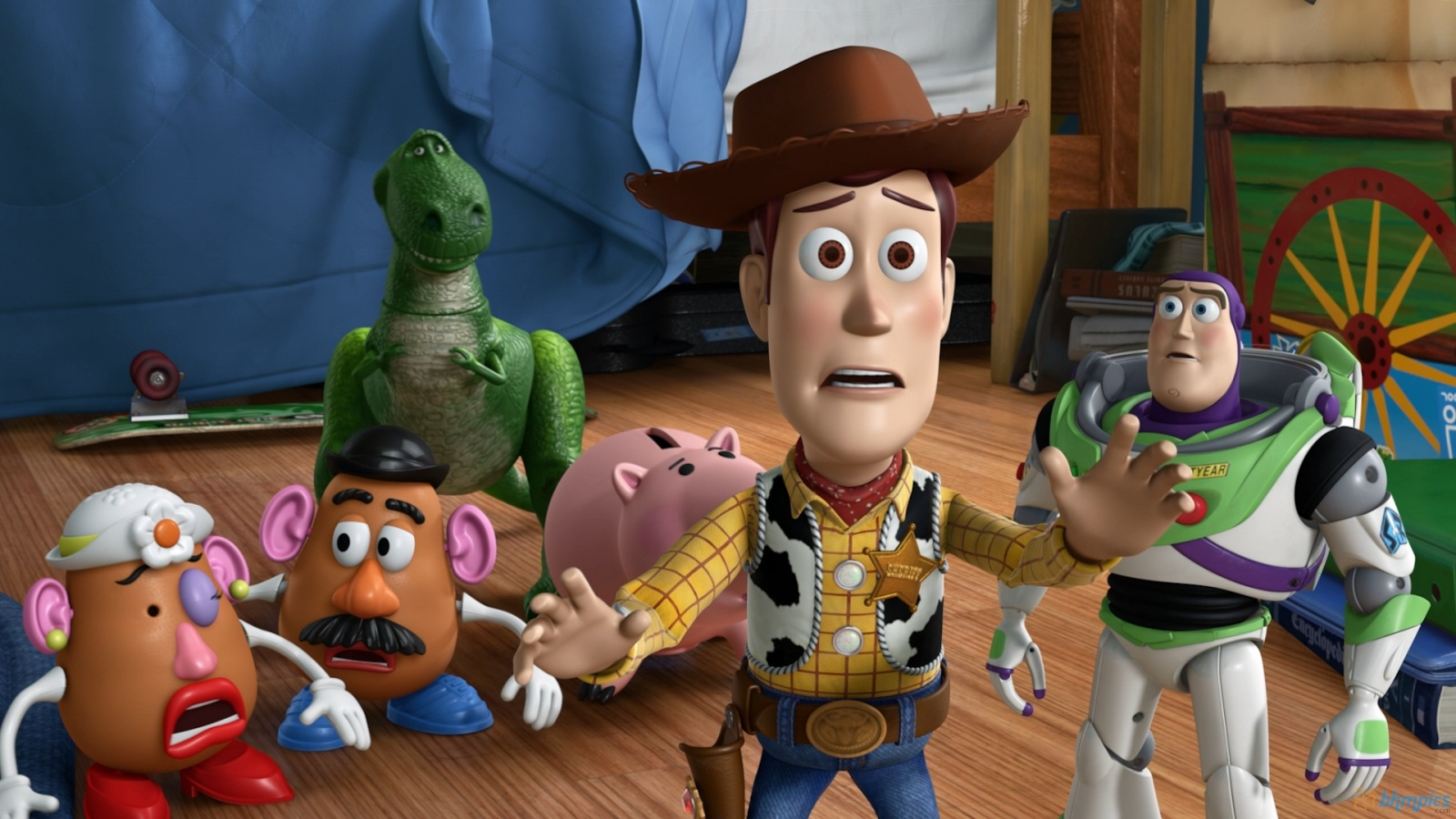 Toy Story Toys : A look at disney opens the toy box story manic
