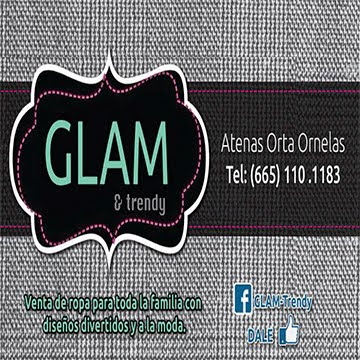 GLAM - trendy