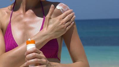 Protegete contra efectos del sol