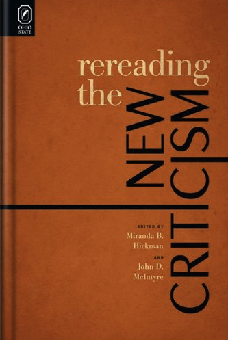 new criticism Other articles where the new criticism is discussed: john crowe ransom: ransom's the new criticism (1941) provided the name of the influential mid-20th-century school of criticism (see new criticism.
