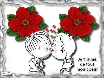 Exemple lettre d'amour 3