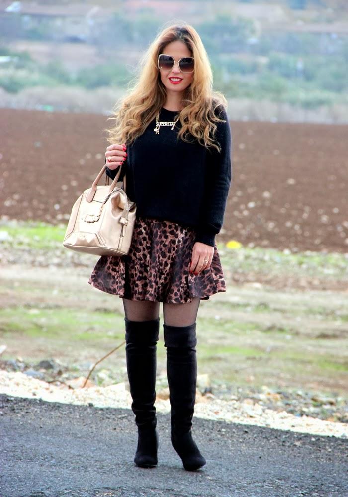 בלוג אופנה Vered'Style לא מתוחכמת, כן מחממת