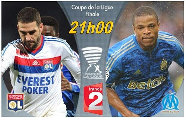 Ol om en direct 14 avril 2012 retransmission internet et - Retransmission foot coupe de la ligue ...