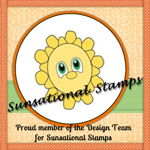 Sunsational Stamps DT