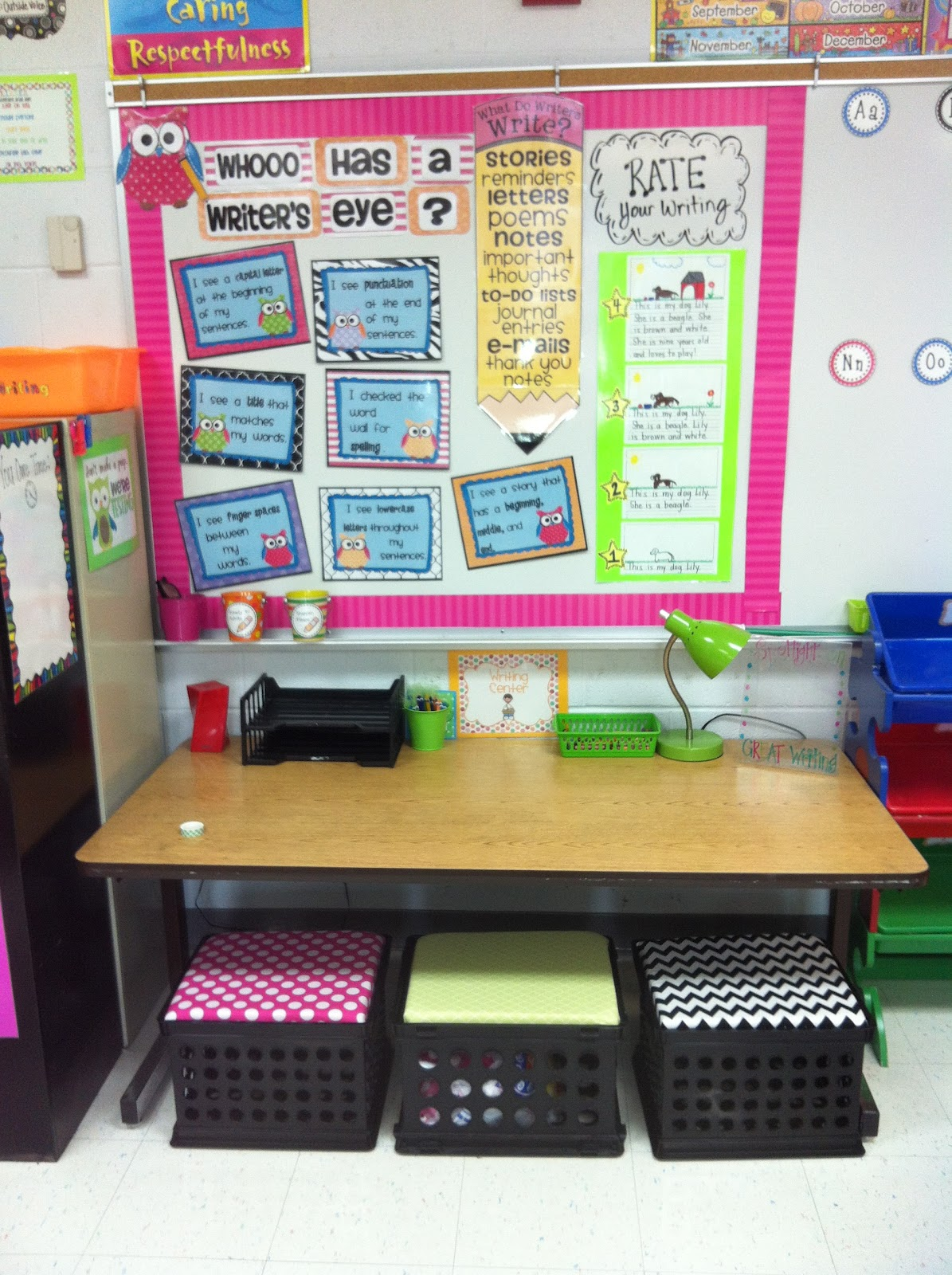 Classroom Writing Ideas ~ Mrs clark s fabulous first grade getting there
