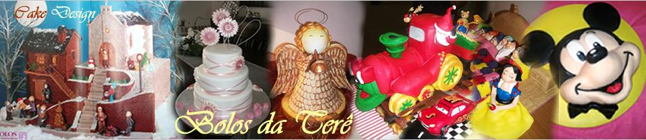 Os Bolos da Terê - Cake Design